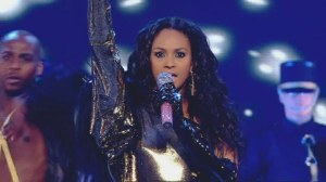 Alesha Dixon - Drummer Boy (Live @ Tonights The Night 2010-08-14)2