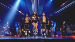 Alesha Dixon - Drummer Boy (Live @ Tonights The Night 2010-08-14)3
