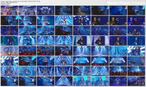 Alesha Dixon - Drummer Boy (Live @ Tonights The Night 2010-08-14)4